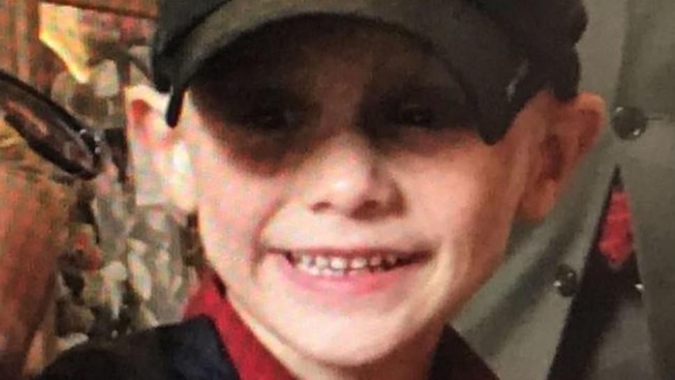 "Authorities are trying to find 5-year-old Andrew ""A.J."" Freund, who was reported missing last Thursday."