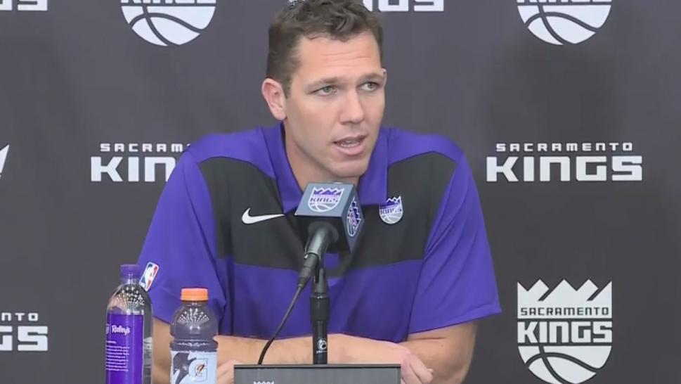 "Luke Walton's lawyer says, ""the accuser is an opportunist, not a victim, and her claim is not credible. We intend to prove this in a courtroom."""