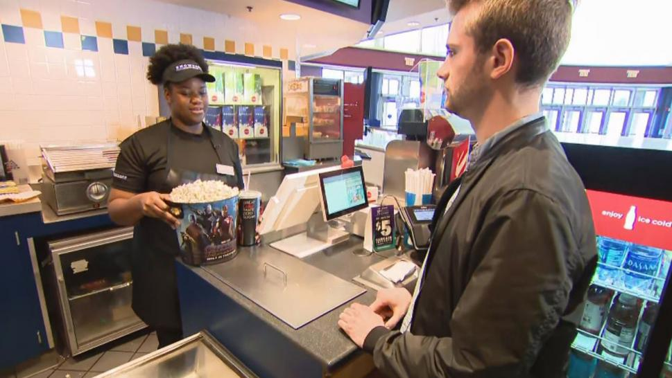 Theaters Stocking Up on Popcorn Ahead of 'Avengers: Endgame'