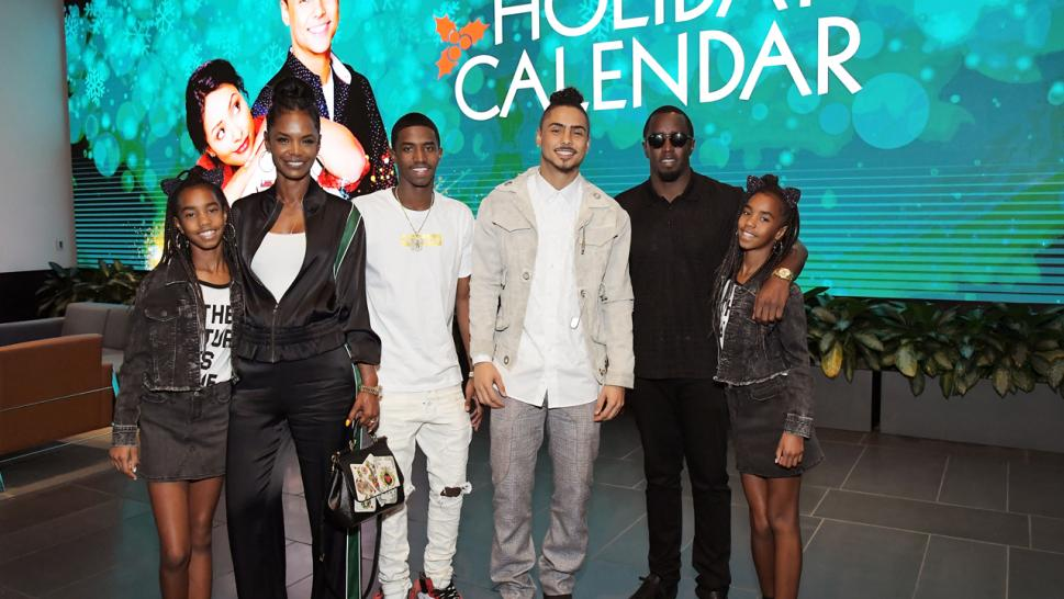 Diddy Remembers Kim Porter Asking Him to Take Care of Their Children Before She Died