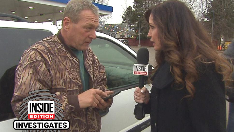 Inside Edition's Chief Investigative Correspondent Lisa Guerrero spoke to Robert Wild, who allegedly abandoned eight puppies inside a sealed garbage bag.