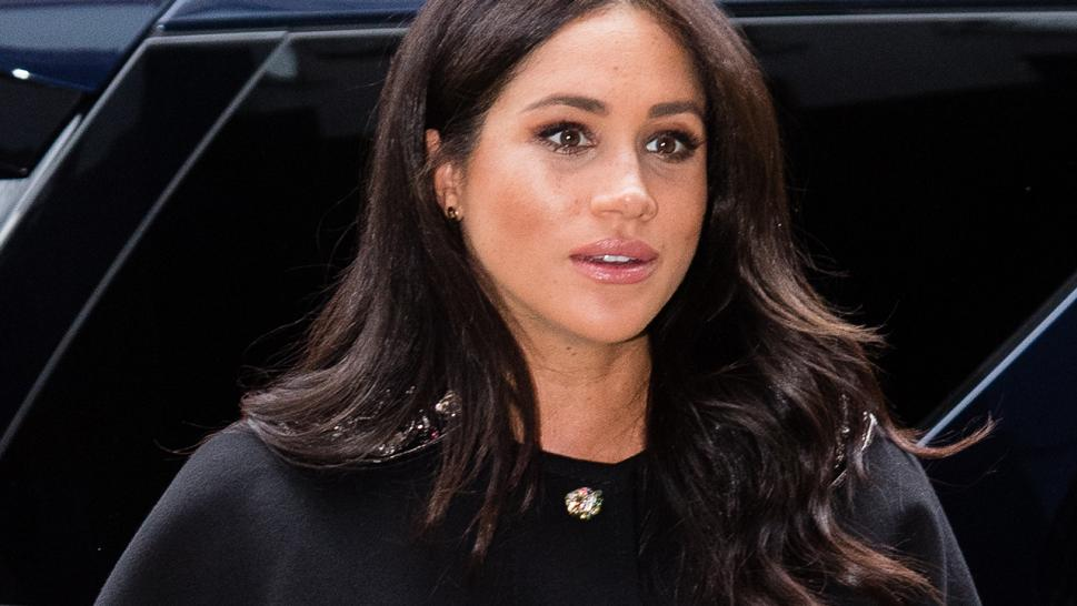 Meghan Markle is due any day now.
