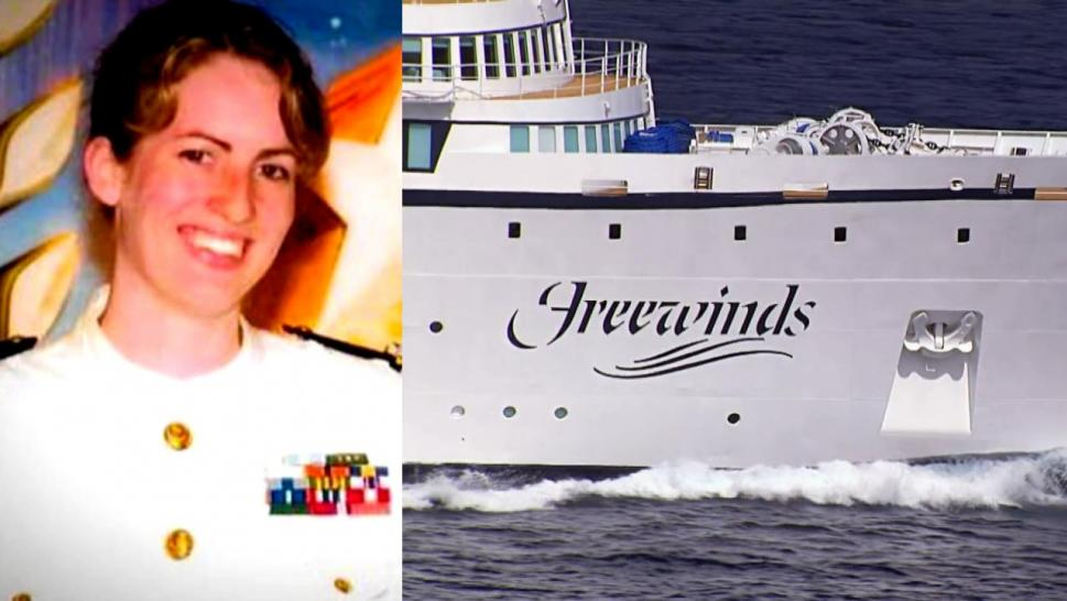 "Scientology cruise ship ""Freewinds"""