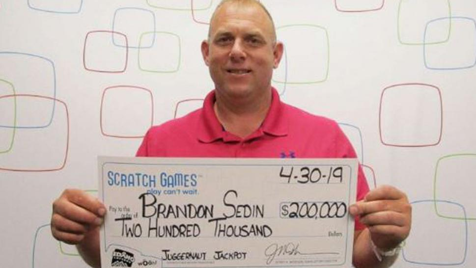 Idaho Man Says Instant Karma Helped Him Win Lottery