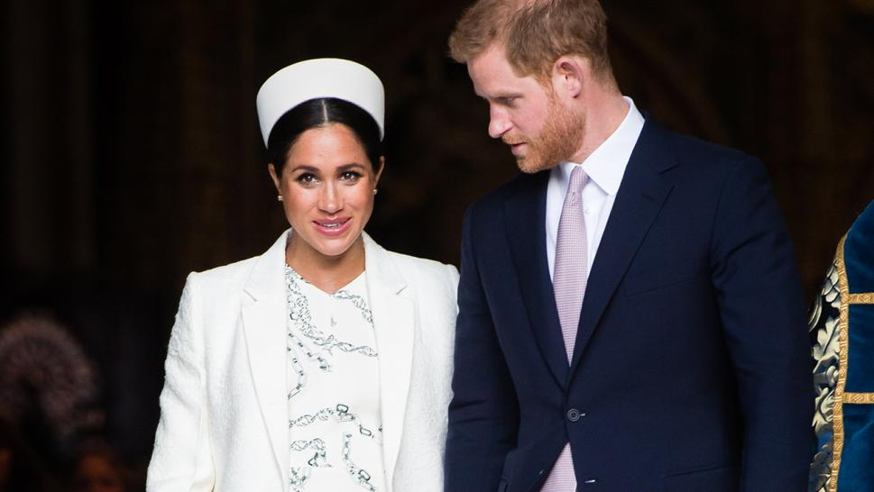 Meghan Markle is reportedly in labor.