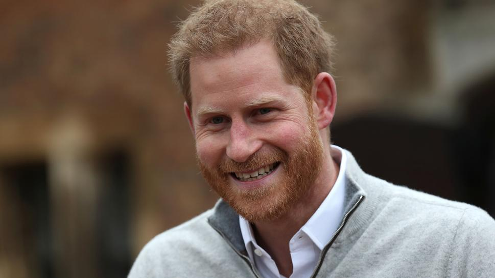 Prince Harry reveals he's welcomed a son with wife Meghan Markle.