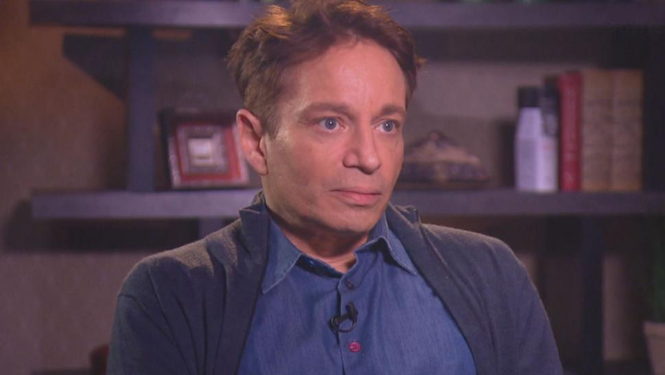 "In the skit, a spoof of ""The Golden Girls,"" Kattan choked on cheesecake and threw himself backward, hitting the ground hard."