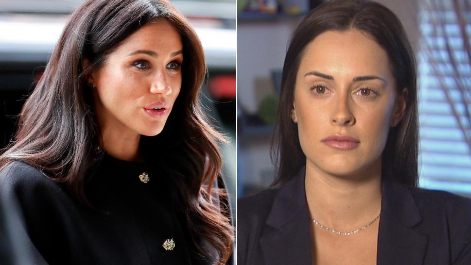 Tanya Ricardo (right) underwent eight procedures to look more like Meghan Markle. Did it work?