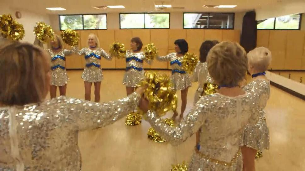 Meet Cheerleaders Behind Diane Keaton's New Movie 'Poms'
