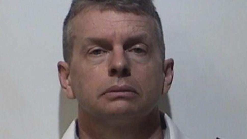 Christian Richard Martin, 51, was arrested and charged in the murders of a couple and their neighbor.