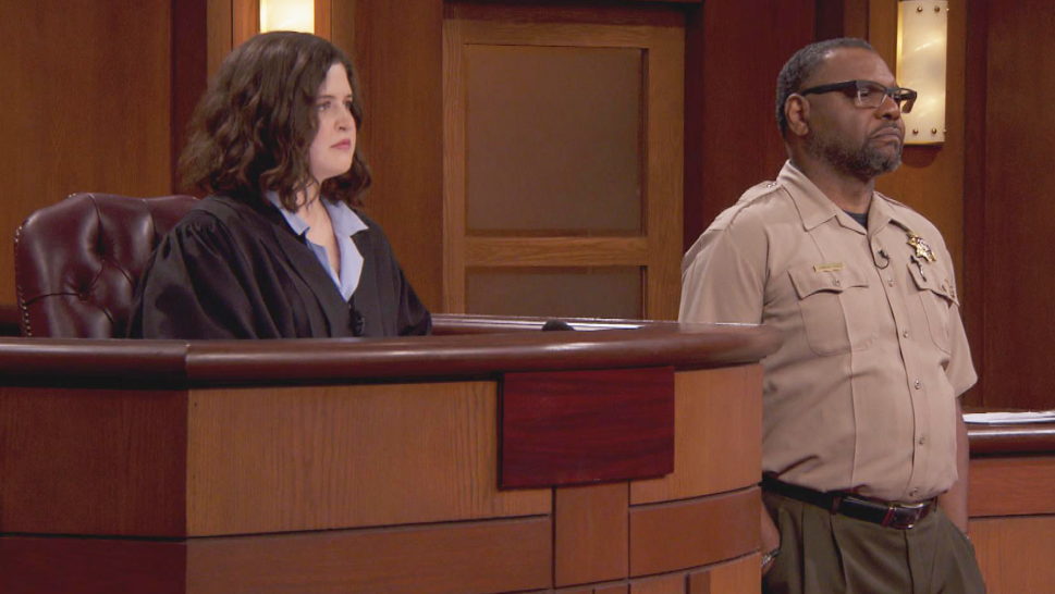 Idaho College Student Gets to Be Judge Judy for a Day