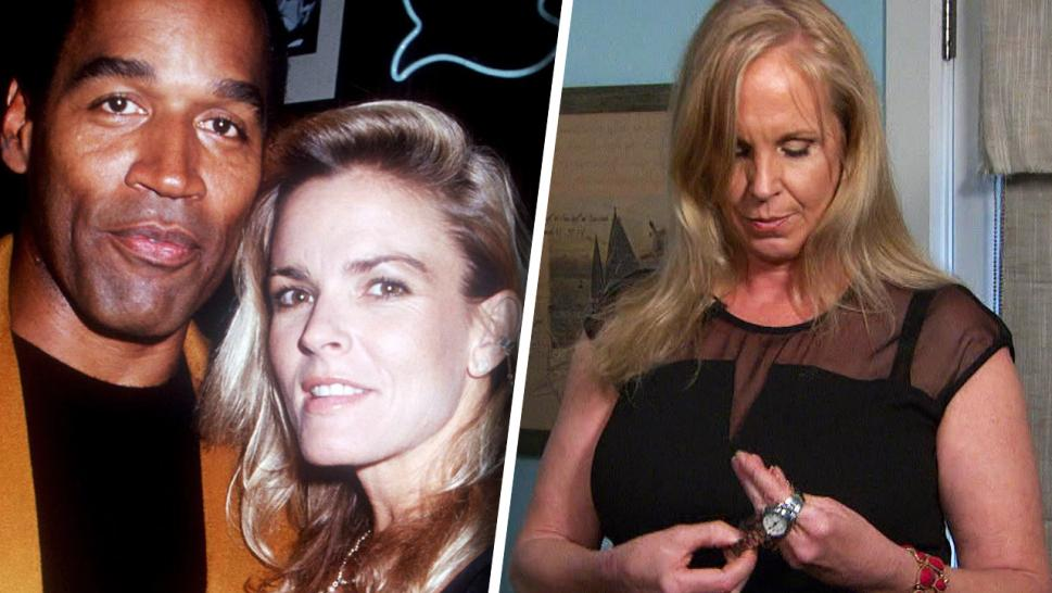 Nicole Brown Simpson and her sister, Tanya