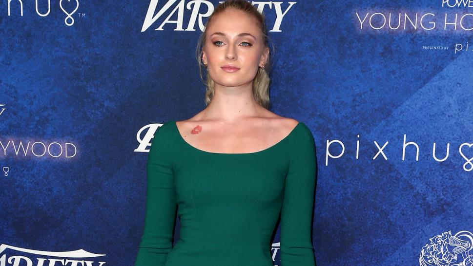 "A year ago, ""Game of Thrones"" star Sophie Turner got a tattoo on her arm that turned out to be a major spoiler for the series."