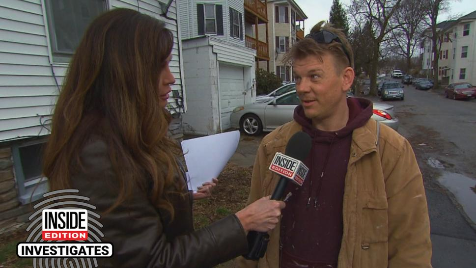 Convicted Sex Offender Says He's Too 'Busy' to Register New Address When Found by Inside Edition