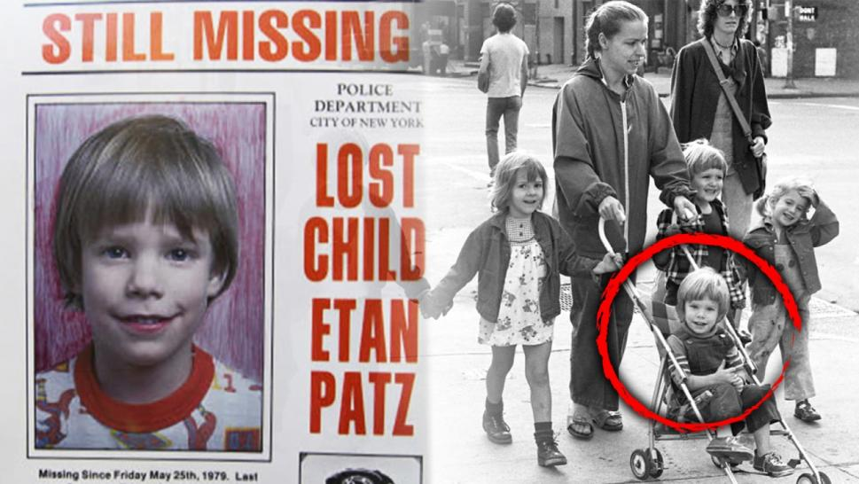 Parents of Etan Patz Move Out of NYC 40 Years After Boy's Disappearance