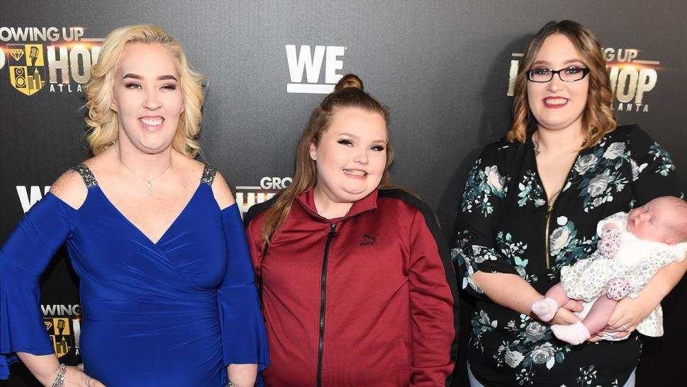 Mama June's family had an intervention days before she was arrested.