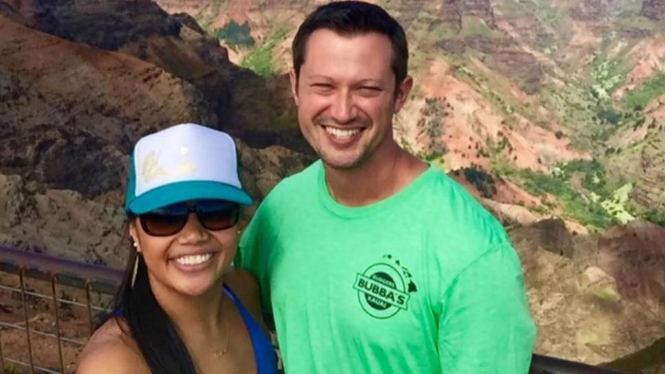 Texas couple David and Michelle Paul fell ill with flu-like symptoms after arriving in Fiji two weeks ago.