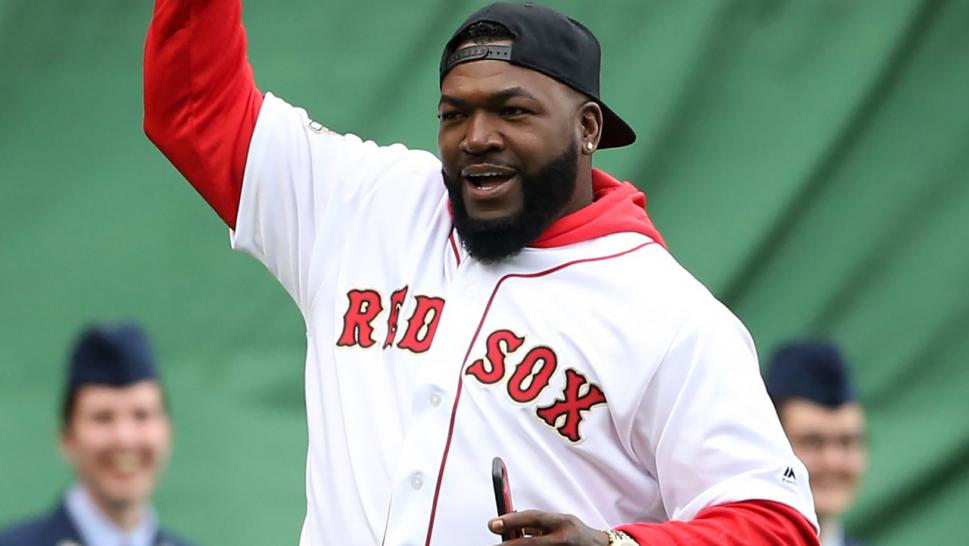 "The former Boston Red Sox player, better known by his nickname ""Big Papi"", was shot at close range in the back."