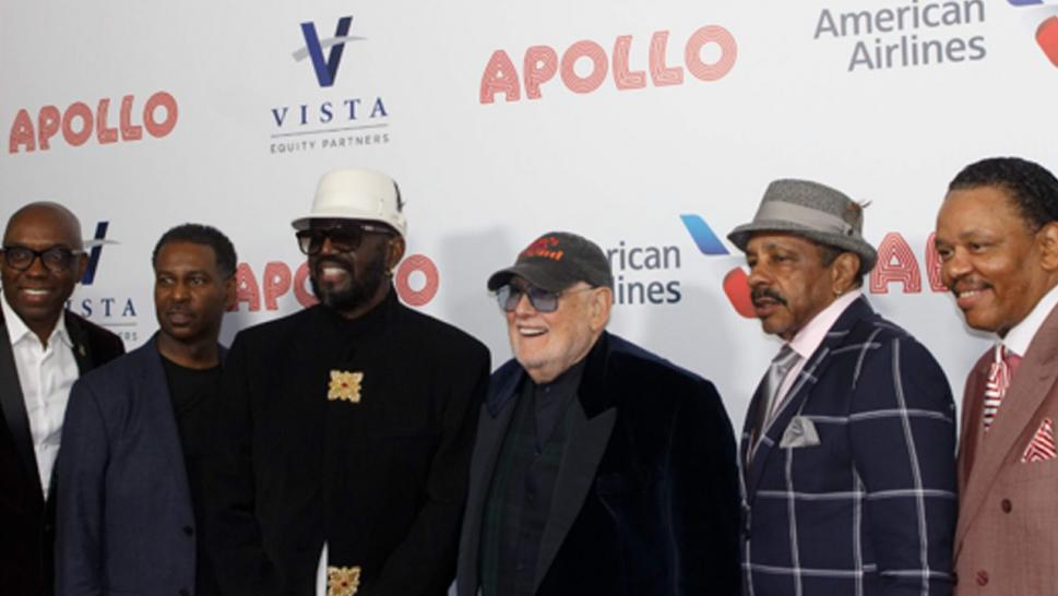 Apollo Theater Honors The Temptations' Otis Williams | Inside Edition
