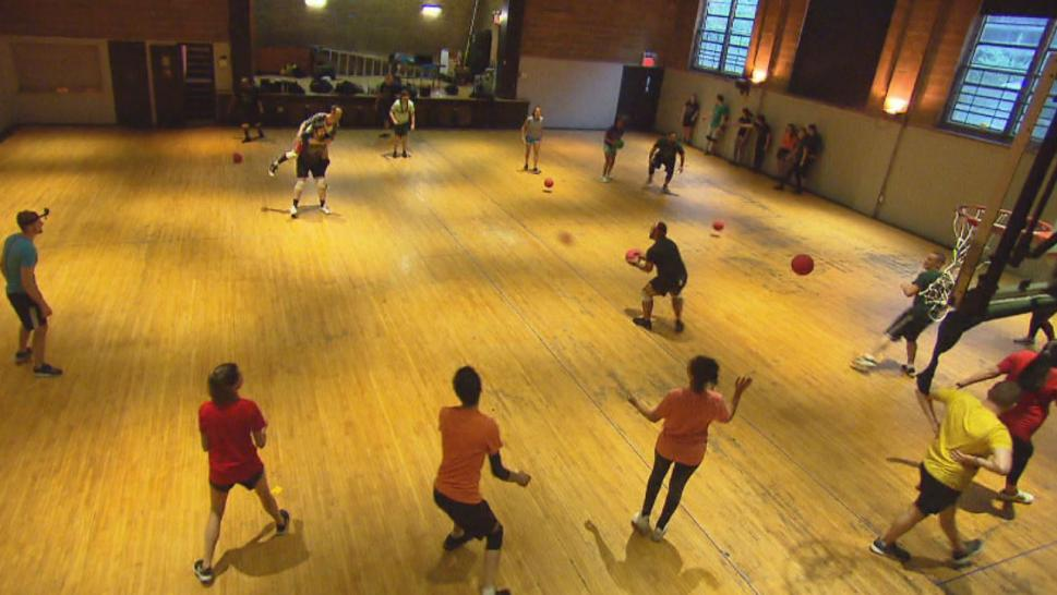 Dodgeball is one of the fastest growing sports for adults with co-ed leagues springing up across America.