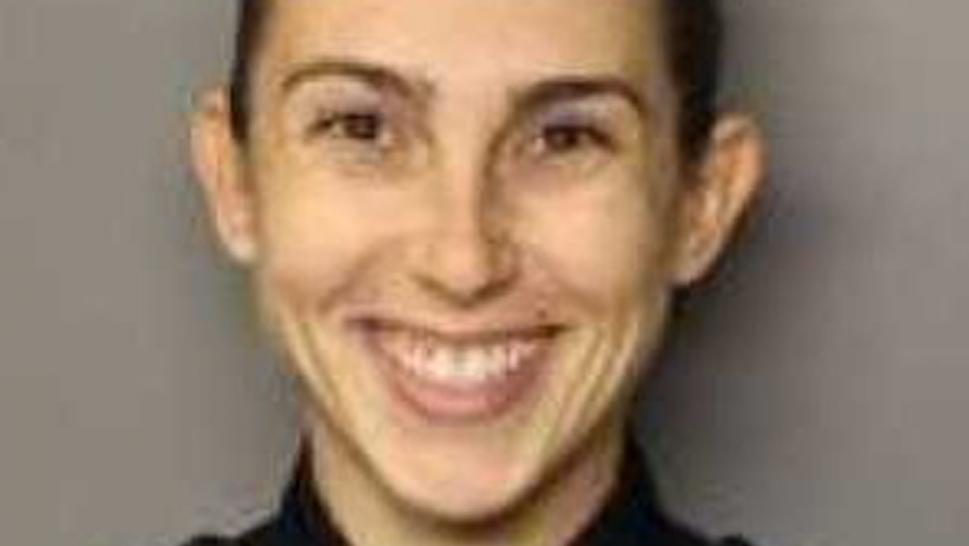 Officer Tara O'Sullivan, 26, was shot and killed by a gunman believed to be armed with a rifle, police said.