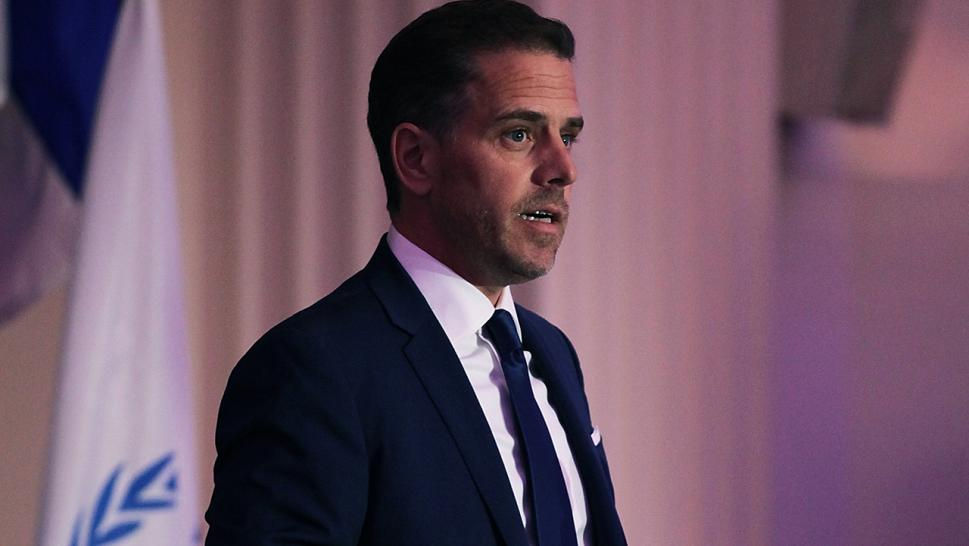 Hunter Biden's complicated love life is in the news once again.