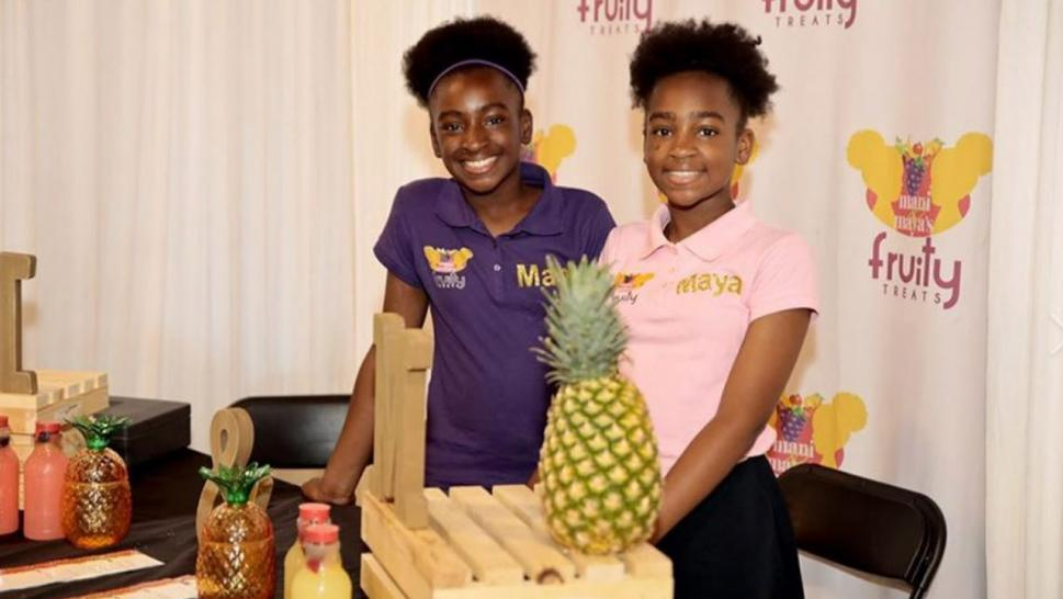 These Tweens Started a Business to Help Baby Sister Living With Sickle Cell Anemia