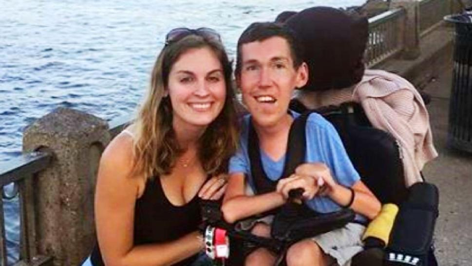 Interabled Couple Who Share Videos of Relationship Get Engaged