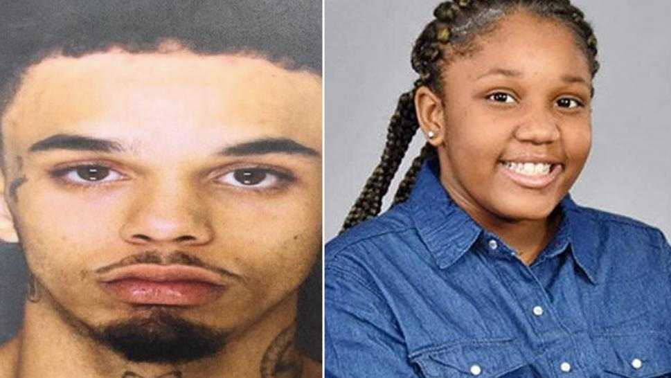 Stephen Braden Powell is charged in the murder of Ja'Naiya Scott.