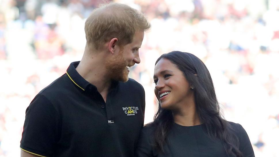 Meghan's gushing birthday tribute to Harry