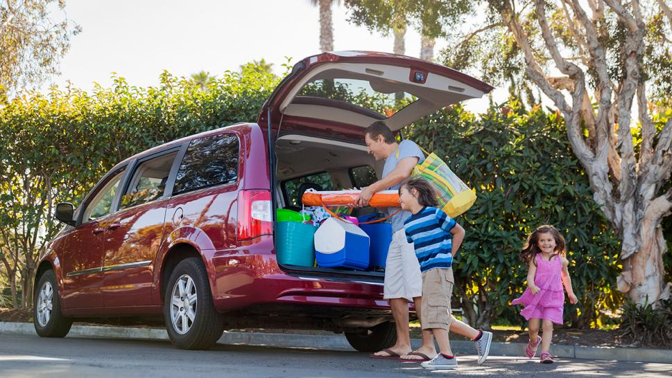 How can families make the most of their summer road trips?