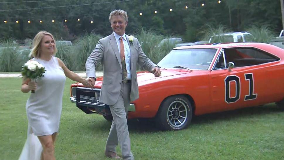 John Schneider wedding
