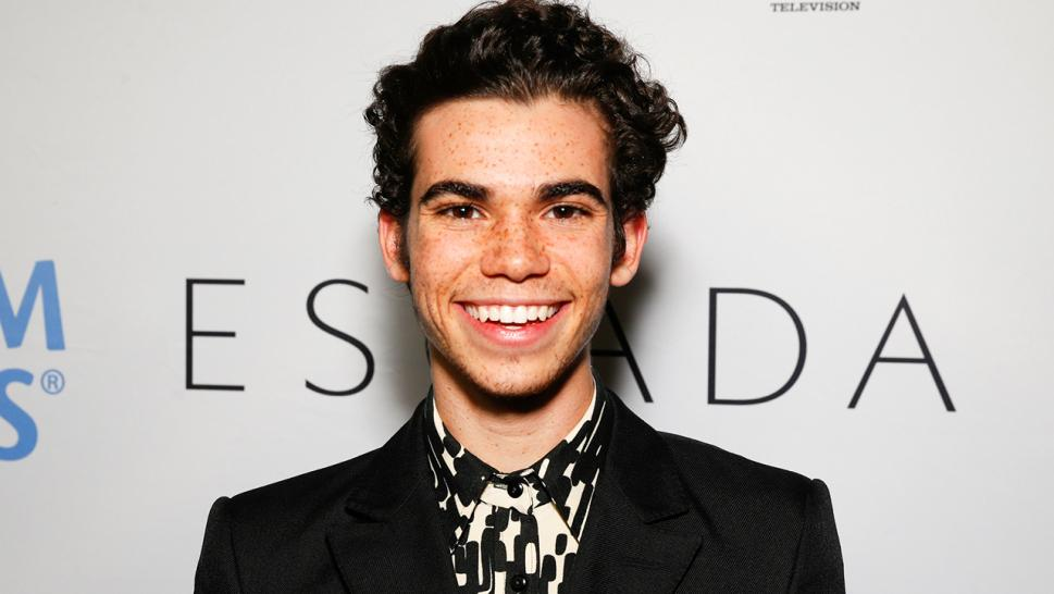 Cameron Boyce Disney Star Was Cremated Death Certificate Says Inside Edition
