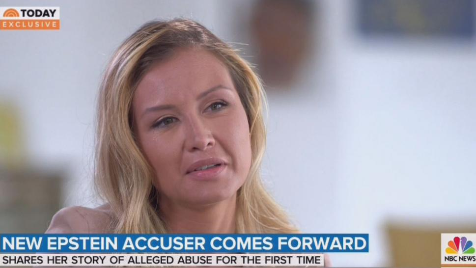 "Jennifer Araoz told her harrowing story to the ""Today"" show's Savannah Guthrie Wednesday morning."