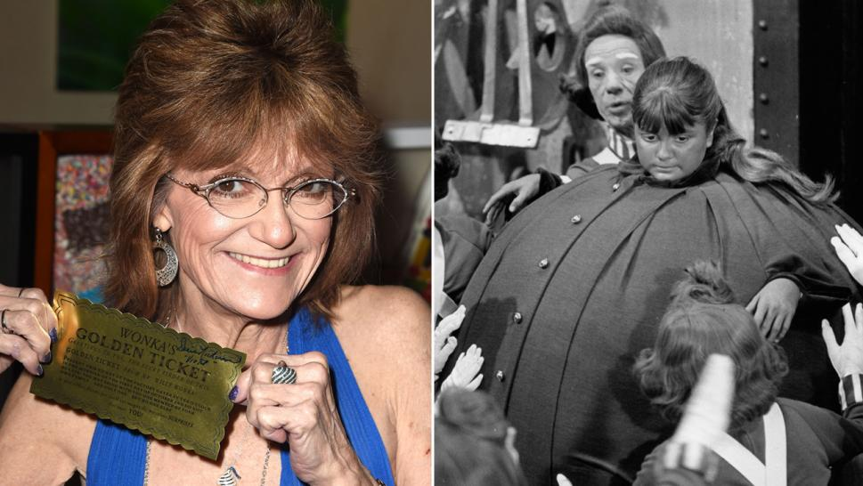 'Willy Wonka' Actress Denise Nickerson Dies at 62