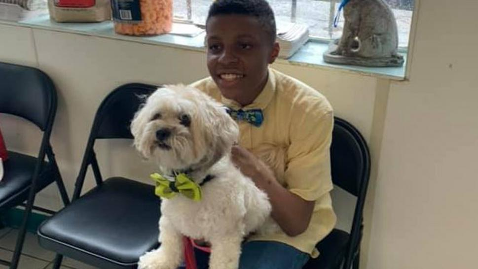 Meet the 12-Year-Old CEO Who Helps Shelter Pets Get Adopted Using Bowties