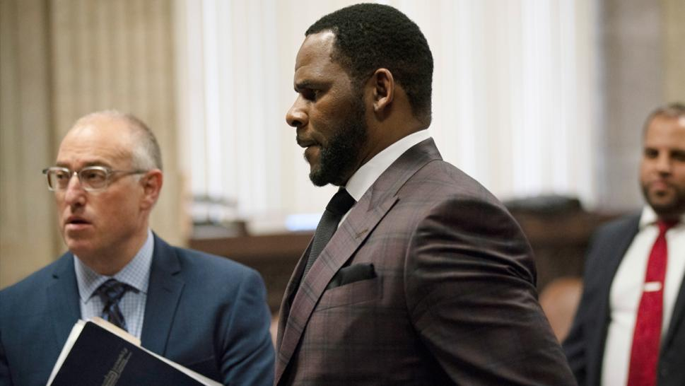 R. Kelly was re-arrested last week.