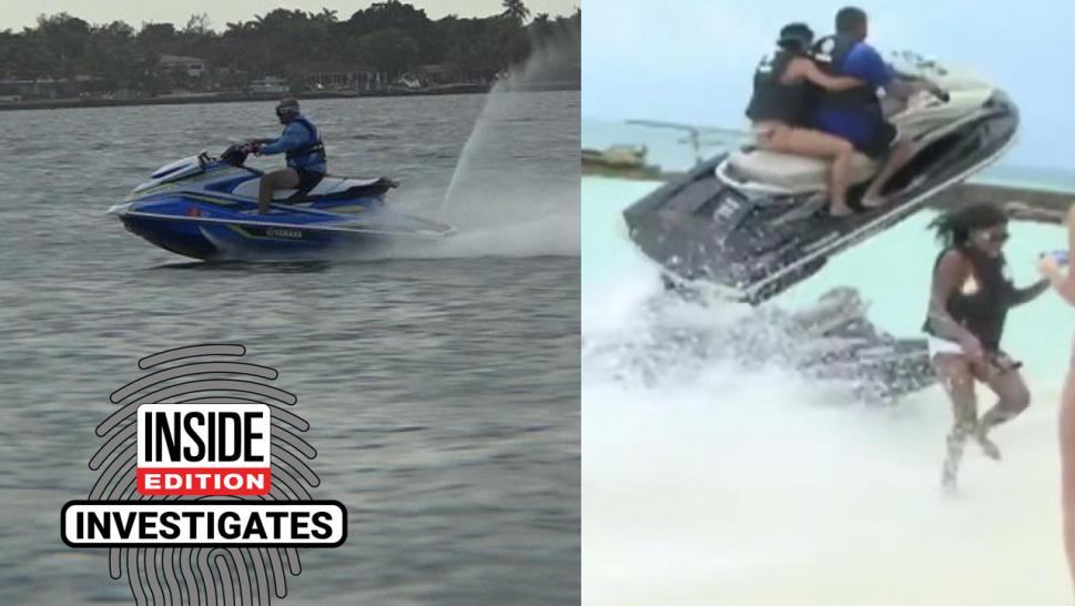 Why jet skis can be dangerous