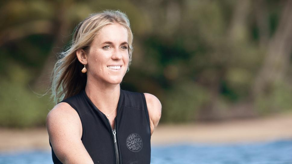 "Bethany Hamilton, the ""Soul Surfer"" who lost her arm in a shark attack in 2003, has advice for the victims of recent attacks."