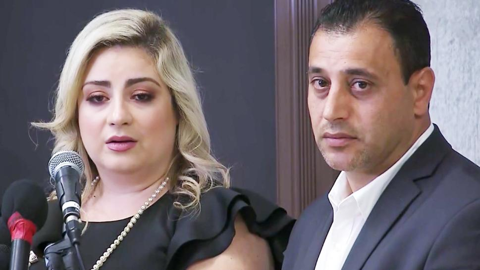 Anni and Ashot Manukyan of California are coming forward with their side of the story.