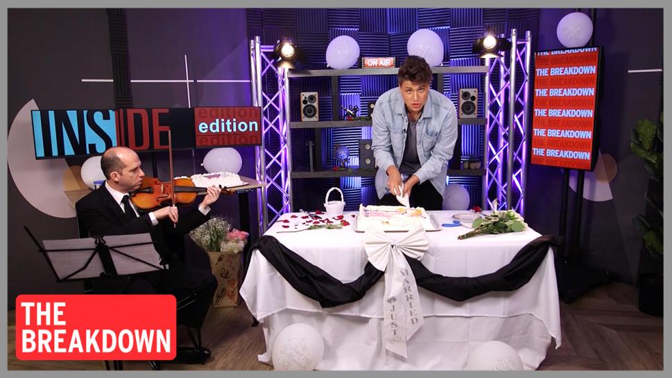 Host Luke Mones shares stories of weddings and romance on Episode 7 of The Breakdown, InsideEdition.com's weekly digital show.