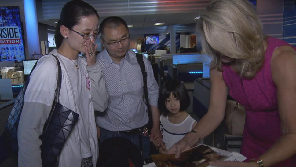 In her reporting in China in 1998, Deborah Norville met the Yang family and got a glimpse into their lives, including Yang Xi.