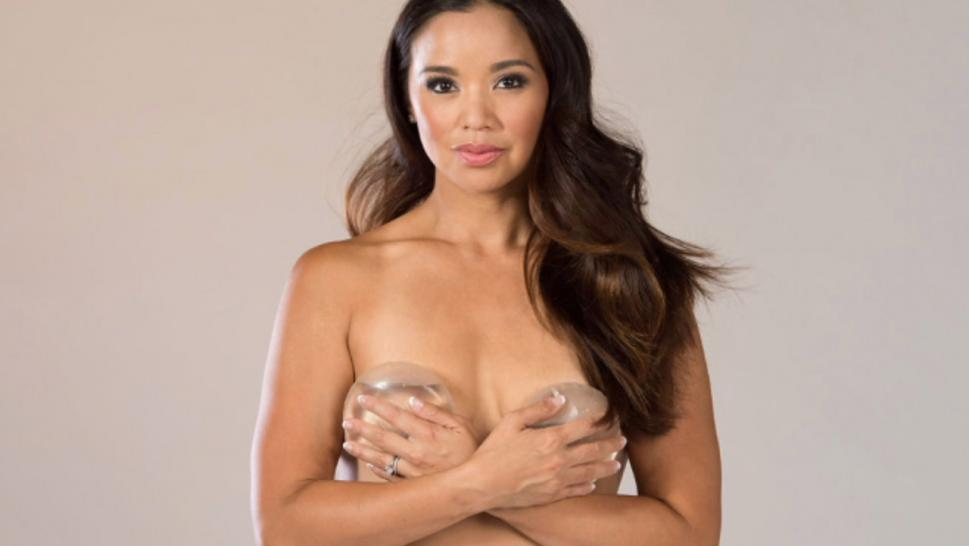 Maria Kang, a super fit mom whose photo went viral for the wrong reasons, says she feels like a whole new person after getting her breast implants removed.