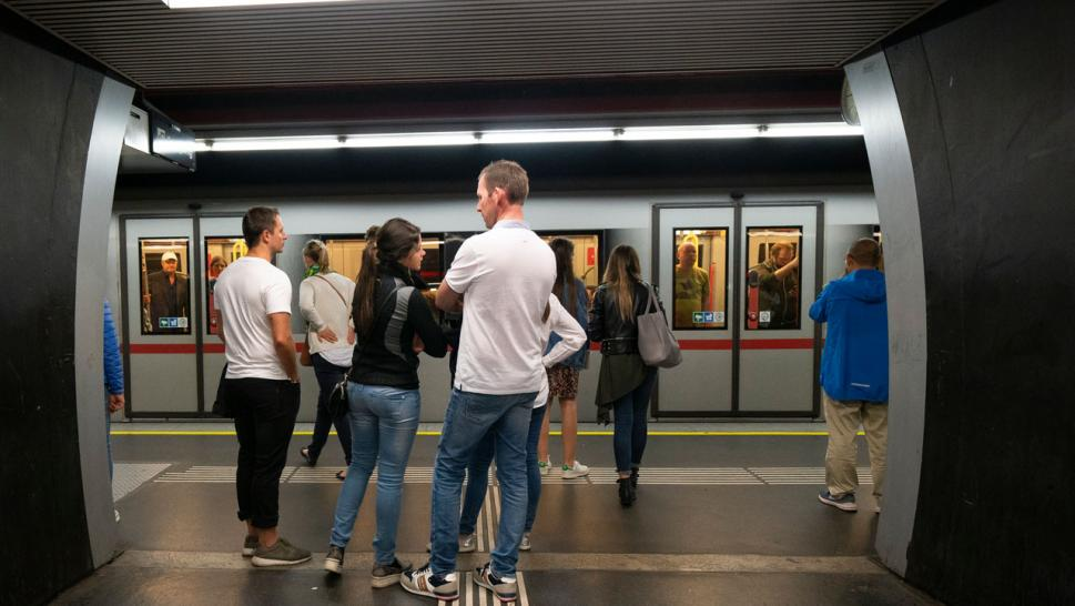 Riders in Austria Sniff Out Plans for a Scented Subway