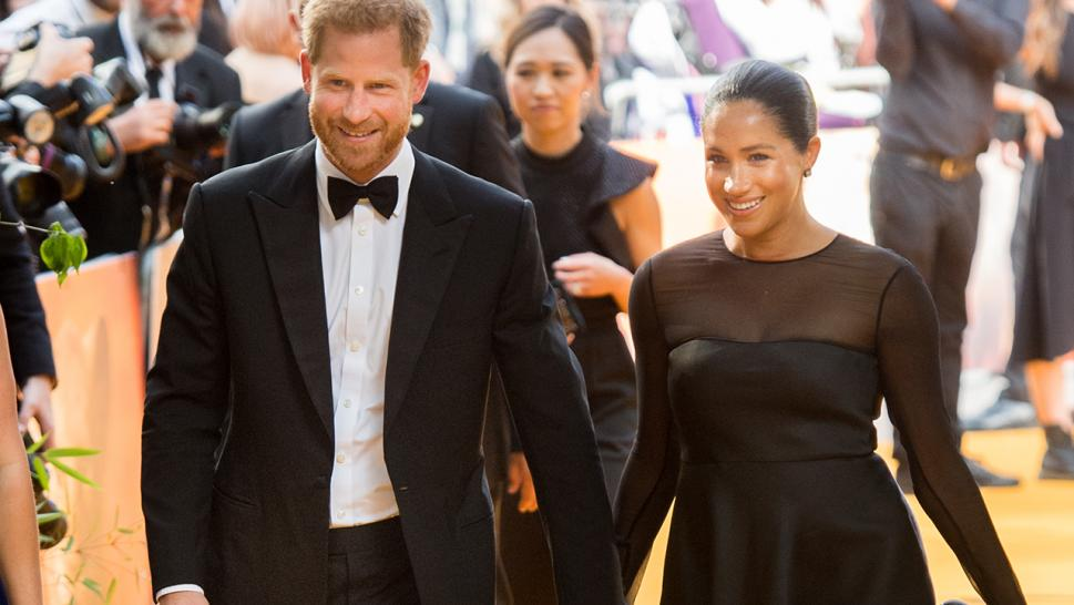 Meghan Markle and Prince Harry are taking some heat for their trips, including one on Elton John's private jet.