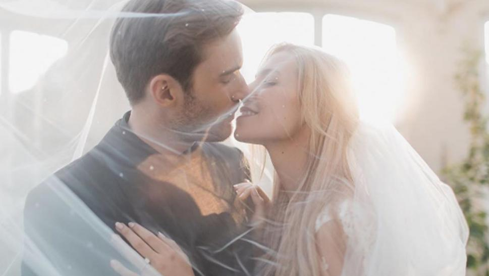 Pewdiepie tied the knot with his longtime girlfriend Marzia Bisognin.