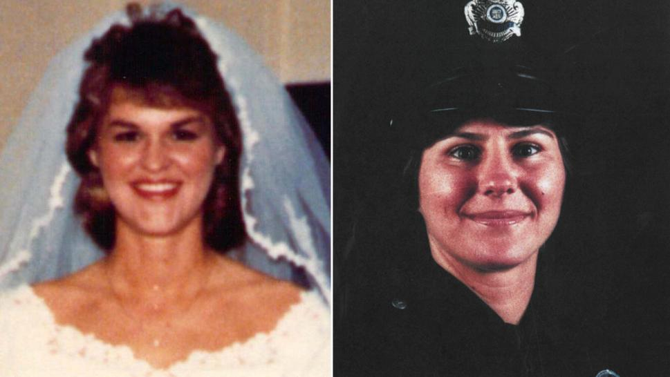 Sherri Rasmussen was beaten and shot three times by then-Los Angeles Police Department officer Stephanie Lazarus in 1986.