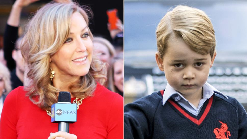 Lara Spencer has apologized for mocking Prince George's hobby, but fans aren't convinced.