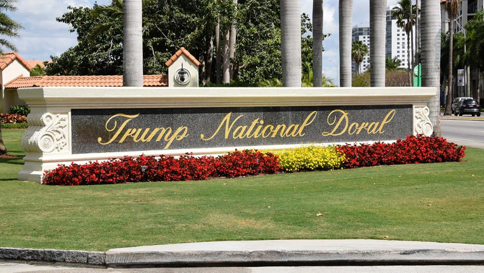 President Trump is coming out swinging, defending his Doral golf resort against allegations that it was infested with bedbugs.