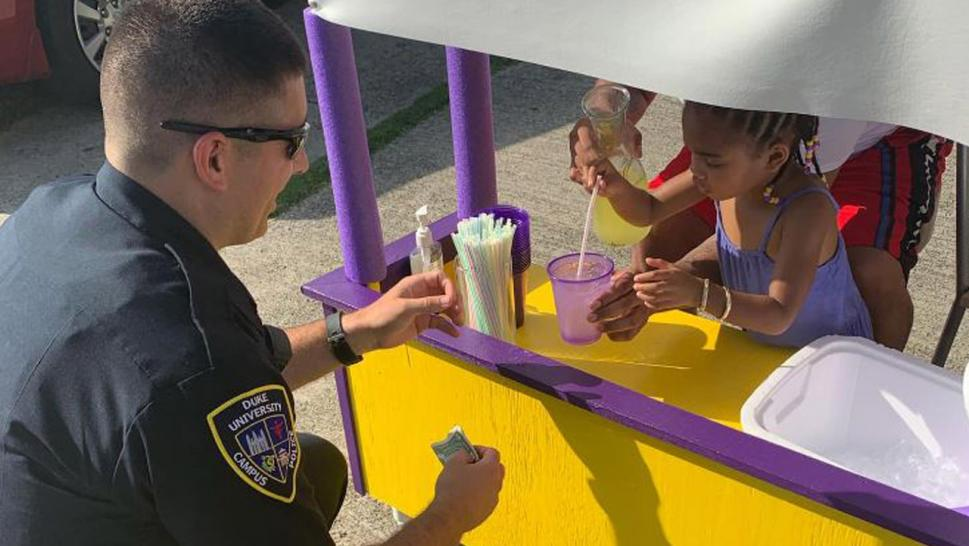 3-Year-Old Started Lemonade Stand to Help Children in Need